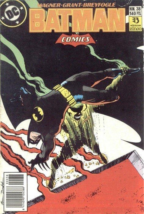 [Zinco] DC Comics 3813