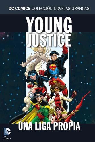 551 - [DC - Salvat] La Colección de Novelas Gráficas de DC Comics  38_you10