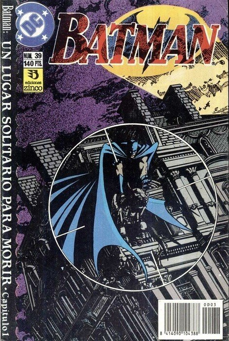 [Zinco] DC Comics 3913