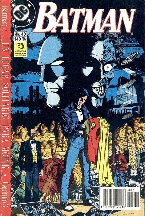 [Zinco] DC Comics 4013