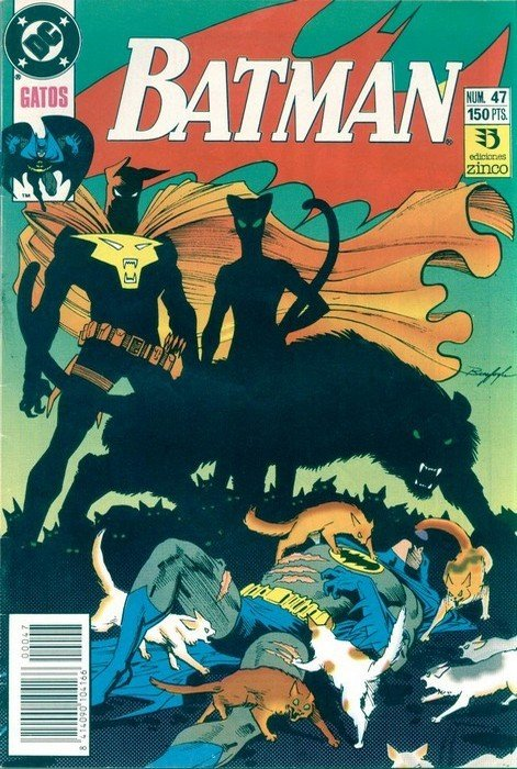 [Zinco] DC Comics 4713