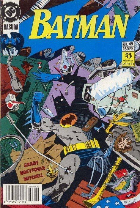 [Zinco] DC Comics 4912