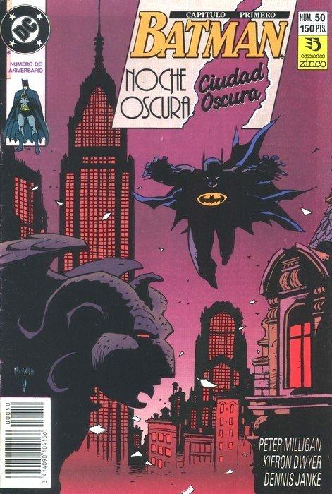 [Zinco] DC Comics 5012
