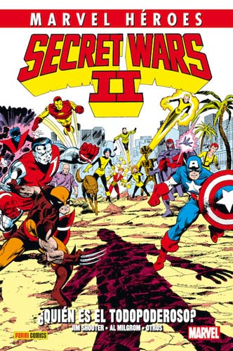[PANINI] Marvel Comics - Página 6 5321