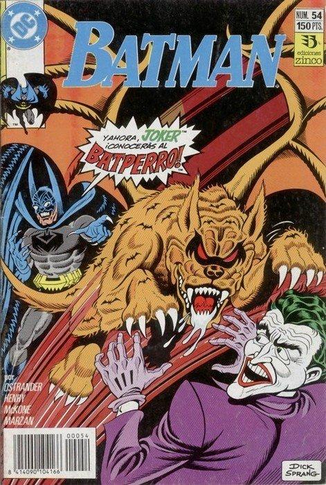 [Zinco] DC Comics 5413