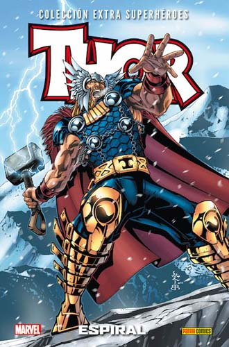 [PANINI] Marvel Comics - Página 6 56_tho10