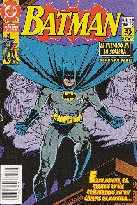 [Zinco] DC Comics 6610