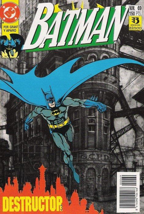 [Zinco] DC Comics 6910