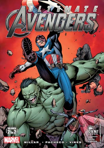 [CATALOGO] Catálogo Ovni Press / Marvel Comics y otras Avenge12