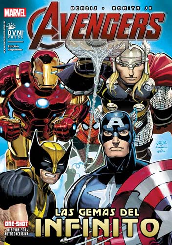 [OVNI Press] Marvel Comics y otras - Página 4 Avenge15