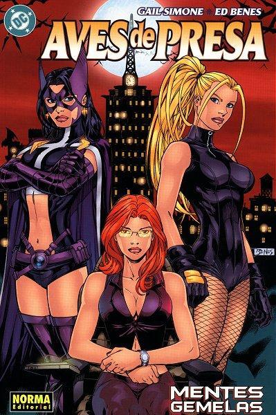 [CATALOGO] Catálogo Editorial Norma / DC Comics - Página 4 Aves_d11