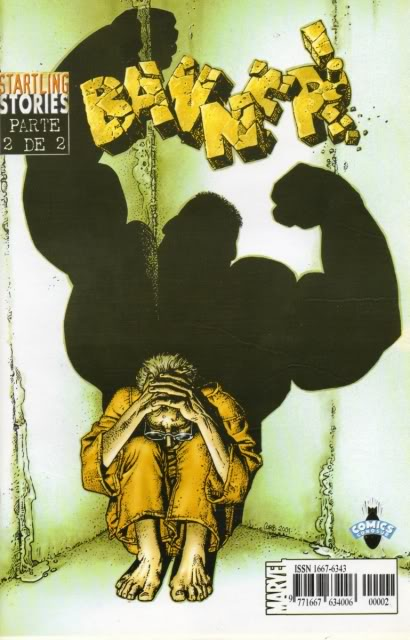 [CONOSUR / PANINI Argentina] Marvel Comics Banner10