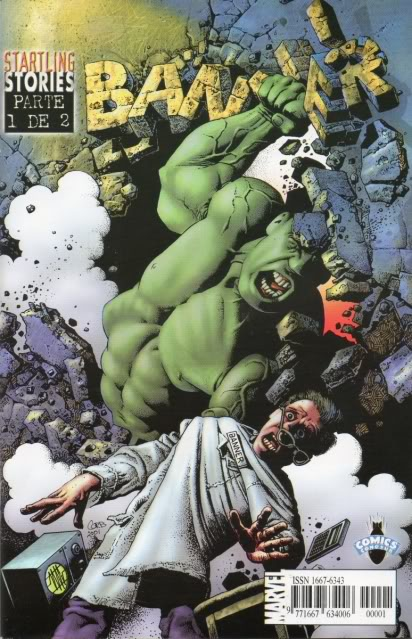 [CONOSUR / PANINI Argentina] Marvel Comics Banner11