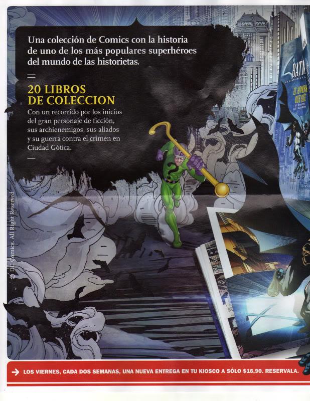 [CATALOGO] Ediciones Clarín Batma136