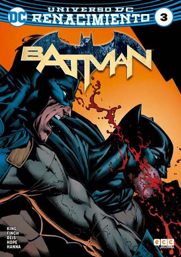 [ECC Argentina] DC Comics Batma251