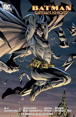 [Planeta DeAgostini] DC Comics - Página 15 Batma287