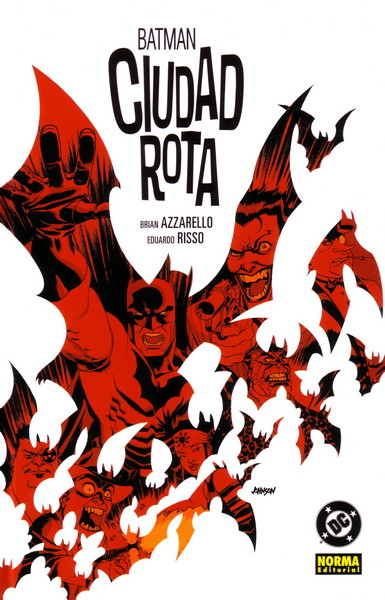 [CATALOGO] Catálogo Editorial Norma / DC Comics - Página 4 Batma310