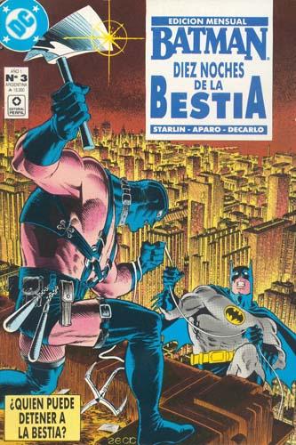 [PERFIL] DC Comics Batman23
