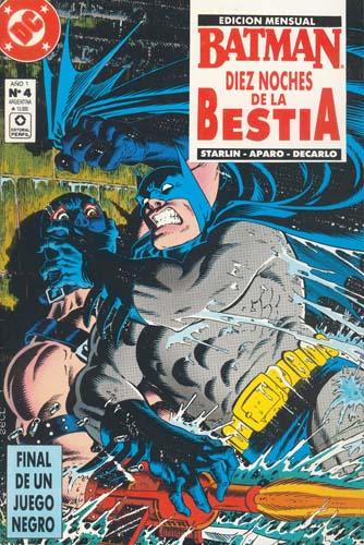 [PERFIL] DC Comics Batman25