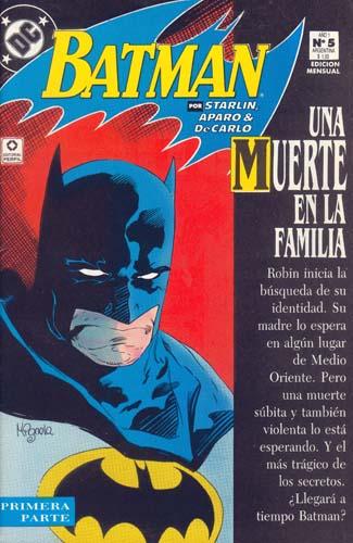 [PERFIL] DC Comics Batman26