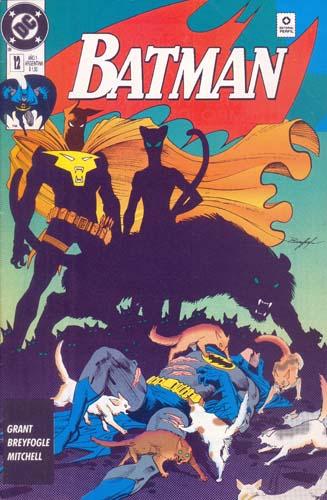 [PERFIL] DC Comics Batman32