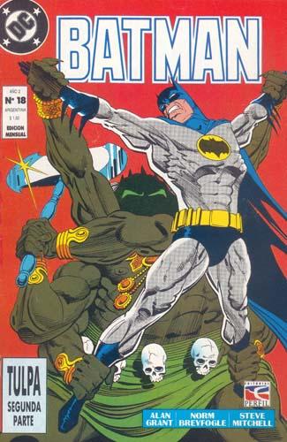 [PERFIL] DC Comics Batman40
