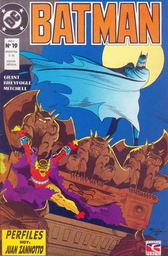 [PERFIL] DC Comics Batman41