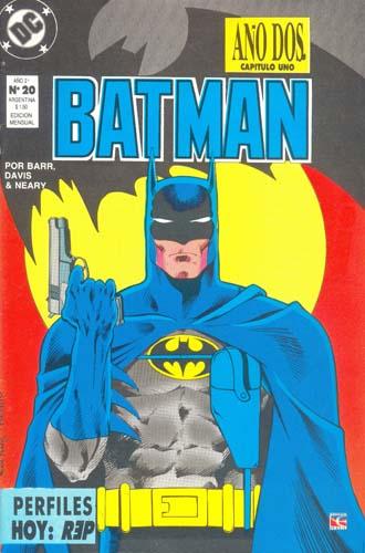 [PERFIL] DC Comics Batman42