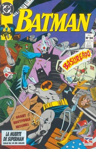 [PERFIL] DC Comics Batman43