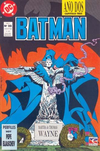 [PERFIL] DC Comics Batman45