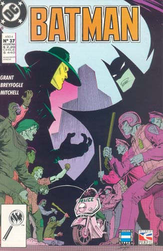 [PERFIL] DC Comics Batman69