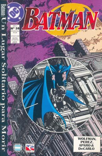 [PERFIL] DC Comics Batman70
