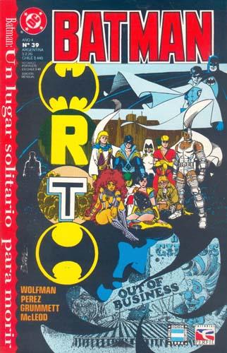 [PERFIL] DC Comics Batman71