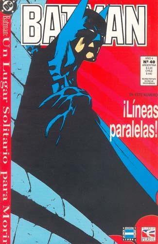 [PERFIL] DC Comics Batman72