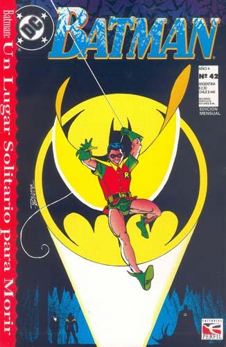 [PERFIL] DC Comics Batman73