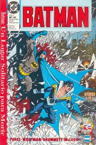 [PERFIL] DC Comics Batman74