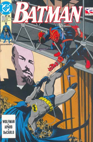 [PERFIL] DC Comics Batman76