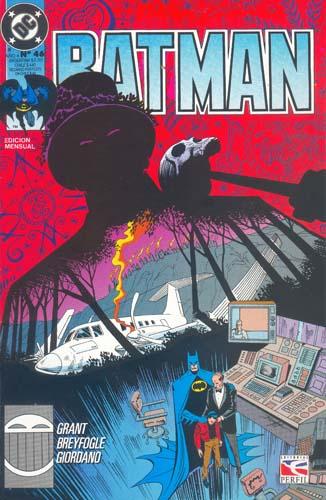 [PERFIL] DC Comics Batman81
