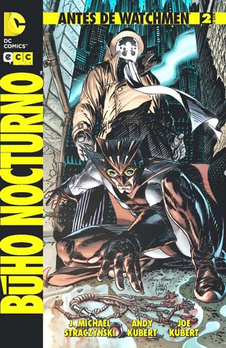 [ECC Sudamerica] DC Comics - Página 2 Buho_n12