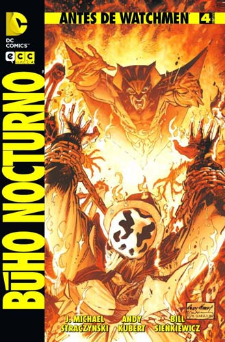 [ECC Sudamerica] DC Comics - Página 2 Buho_n13