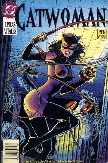 [Zinco] DC Comics - Página 3 Catwom11