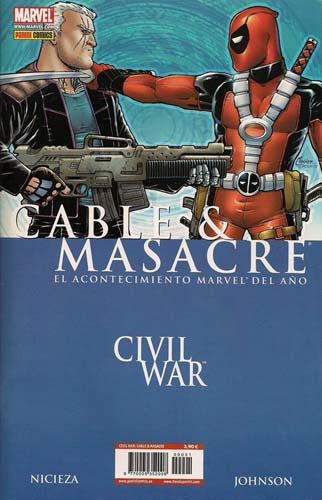 [CATALOGO] Catálogo Panini / Marvel Civil_16