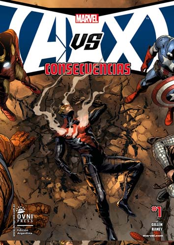 [OVNI Press] Marvel Comics y otras - Página 3 Consec11