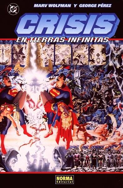 [NORMA] DC Comics - Página 3 Crisis37