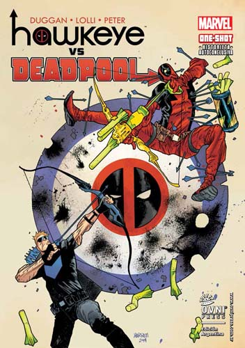 [OVNI Press] Marvel Comics y otras - Página 4 Deadpo11