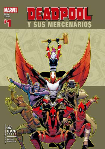[OVNI Press] Marvel Comics y otras - Página 6 Deadpo16