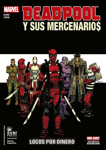 [OVNI Press] Marvel Comics y otras - Página 6 Deadpo18