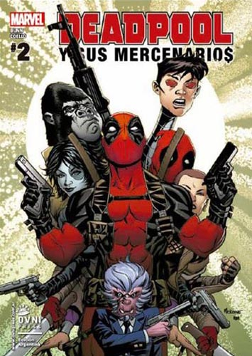[OVNI Press] Marvel Comics y otras - Página 6 Deadpo19
