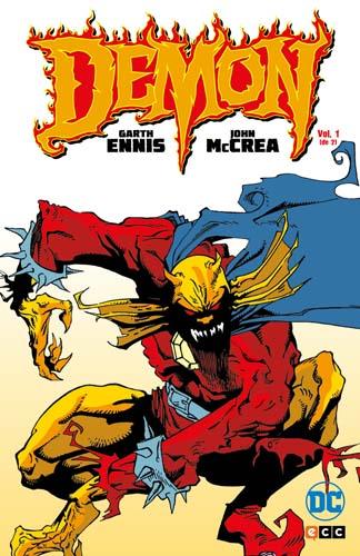 [CATALOGO] Catálogo ECC / UNIVERSO DC - Página 18 Demon_10