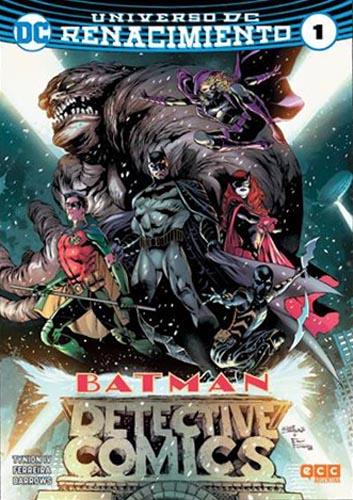[ECC Argentina] DC Comics Detect10